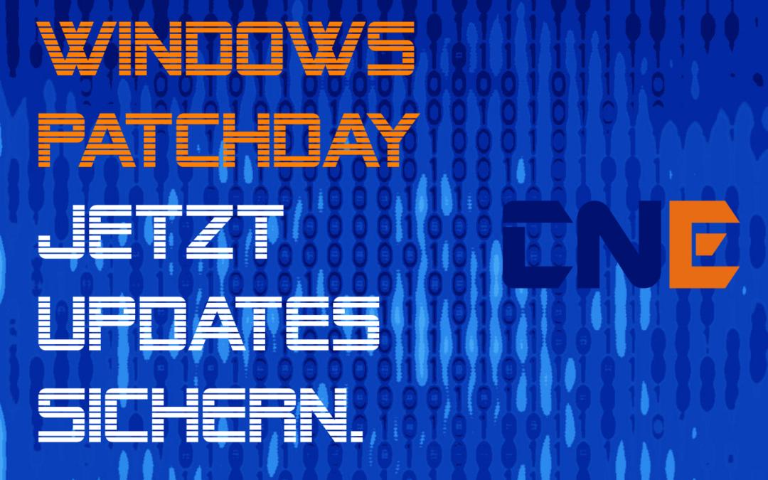Patchday: Aktuelle Windows-Sicherheitslücken jetzt schliessen