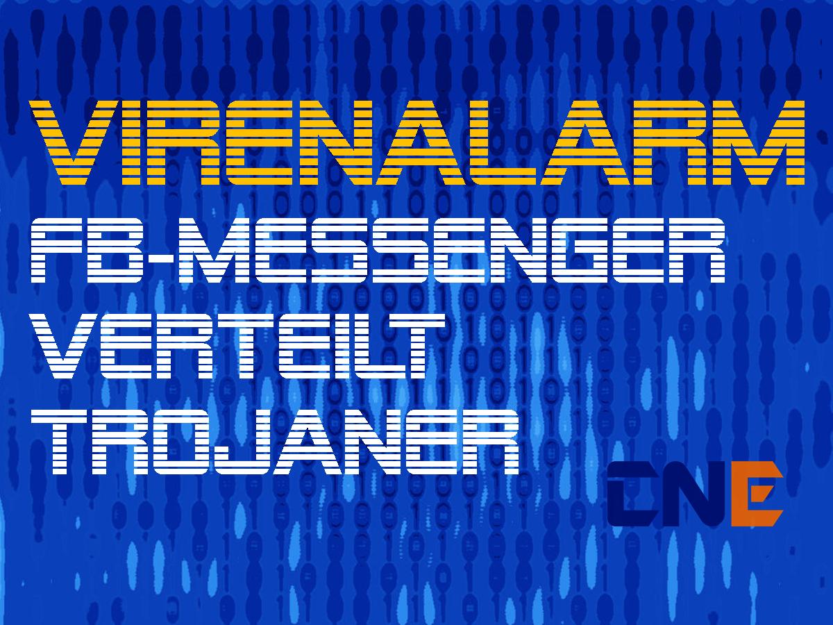 Facebook Messenger verteilt Link zu Trojaner mit Youtube-Fakeseite