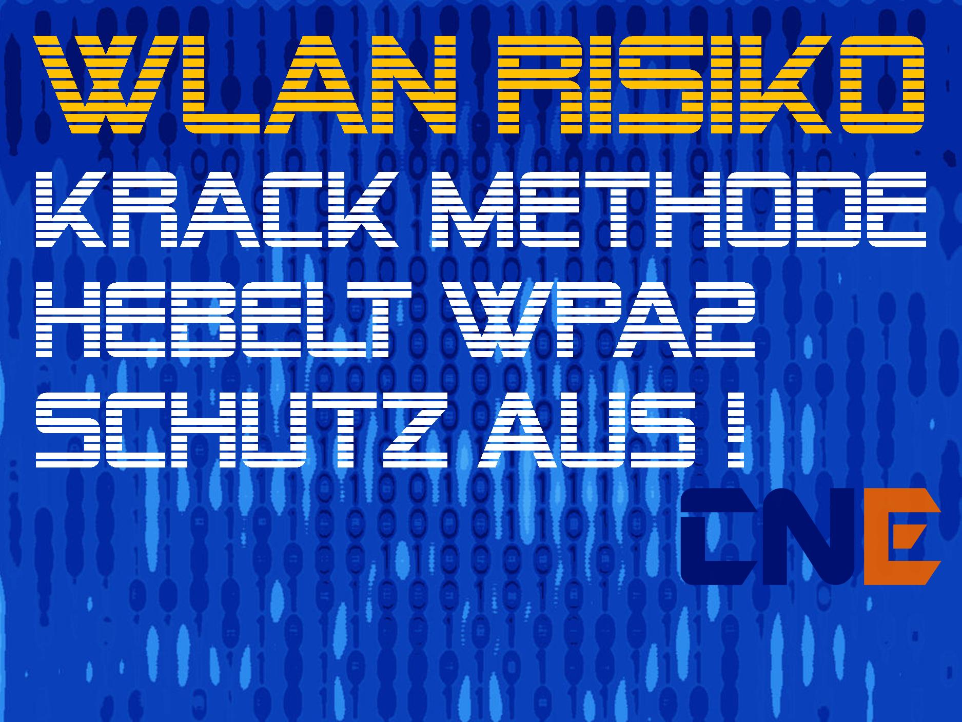 WPA2 Sicherheit durch KRACK gefährdet   computernetzwerktechnik ...