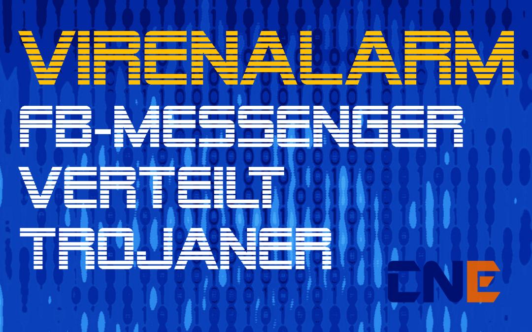 Virus verbreitet sich über Facebook-Messenger